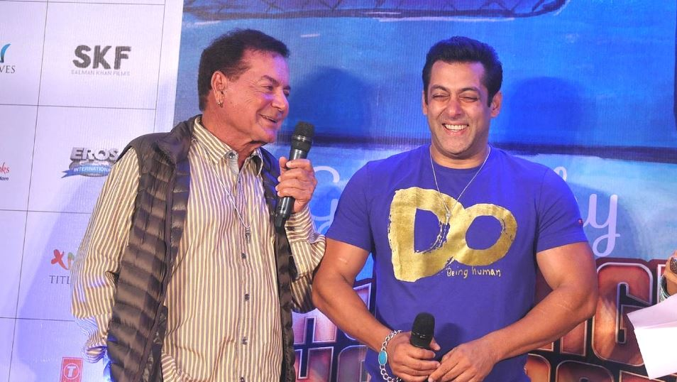 Photo of Salim Khan Reveals How Salman Khan Passed His Exams by Getting Papers Leaked