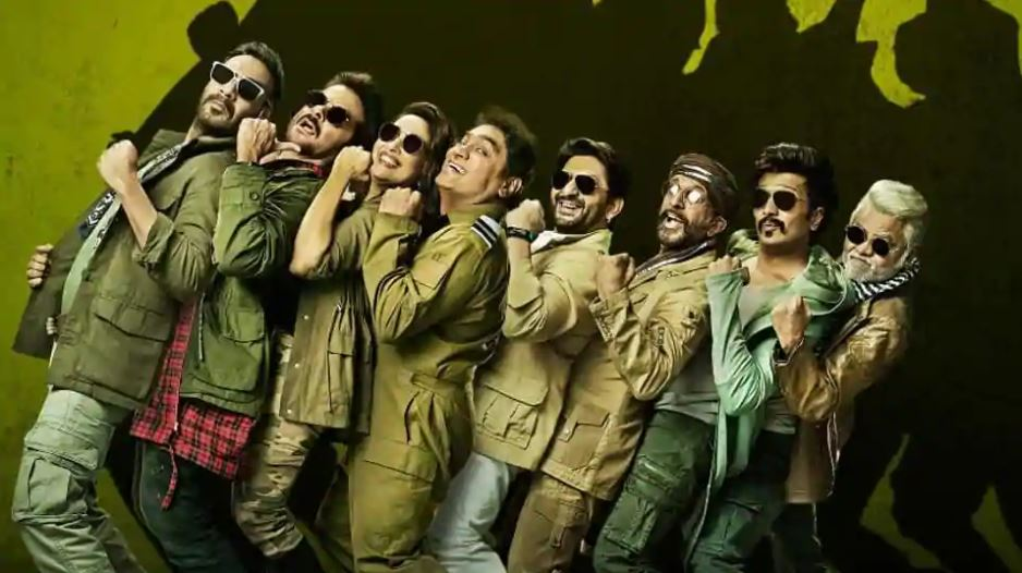 Photo of Ajay Devgn Unveils First Poster of Total Dhamaal And Reveals Its Trailer Release Date