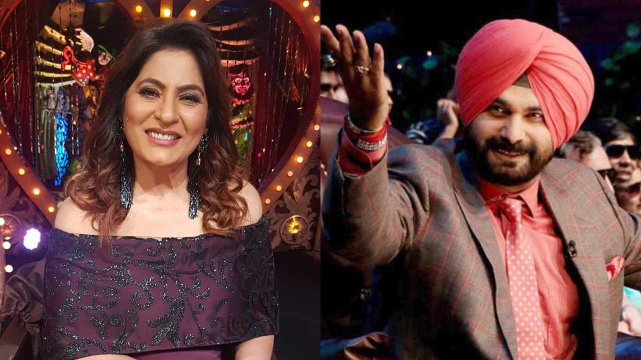 Photo of Archana Puran Singh Reveals She's Paid Half of Navjot Singh Sidhu on The Kapil Sharma Show