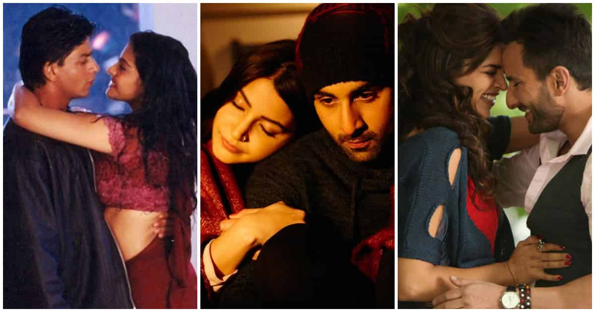 Bollywood Movies Based on One Sided Love