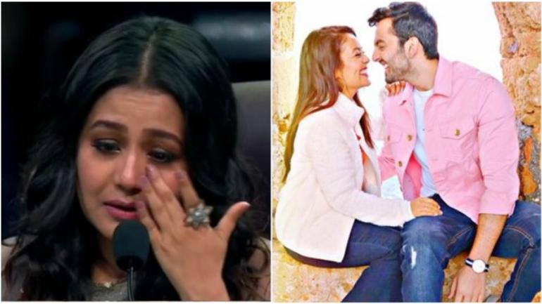 Photo of Neha Kakkar Breaks Down Again on 'Super Dancer Chapter 3' After a Heartbreaking Performance