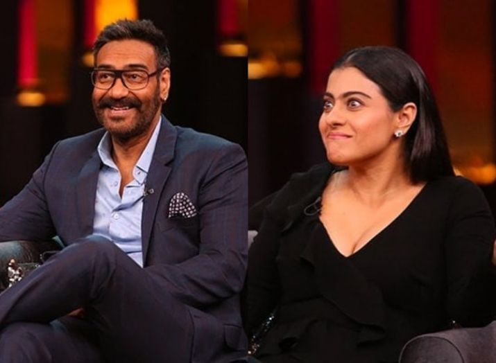 Koffee With Karan 6 Answer of the Season Ajay Devgn