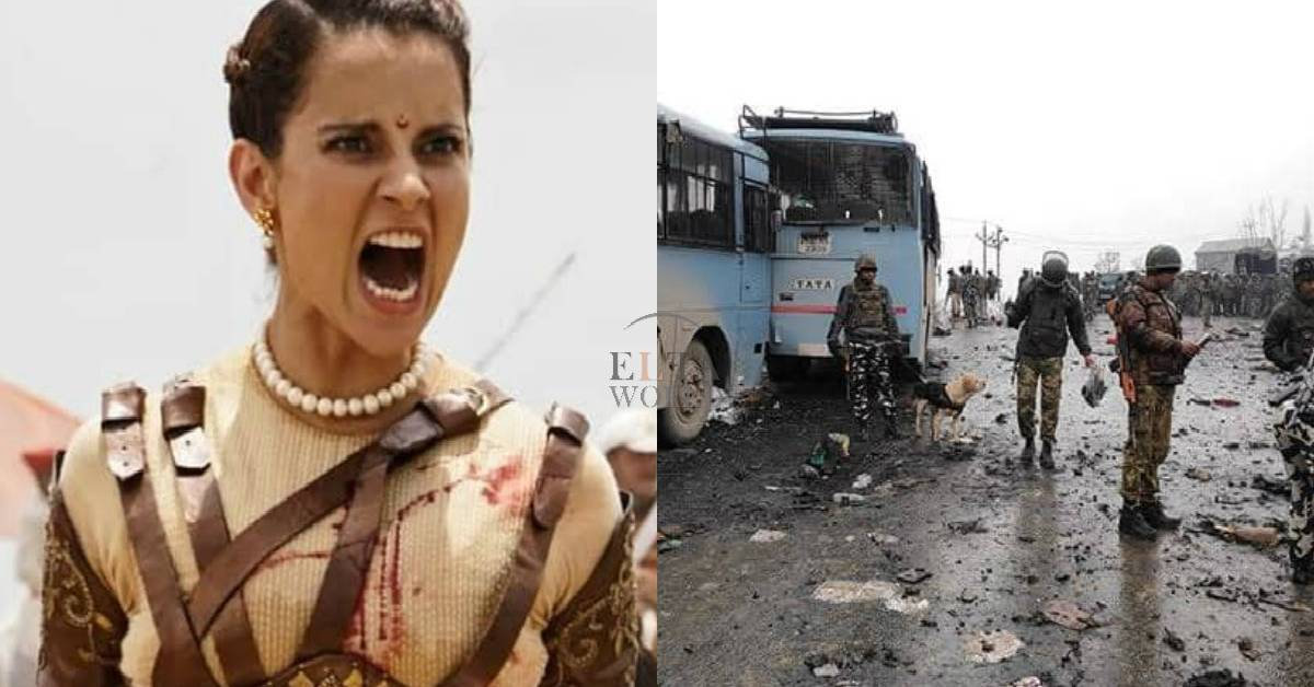 Photo of Pulwama Attack: Kangana Ranaut Says it is Not The Time to Ban Pakistan But to Destroy Them