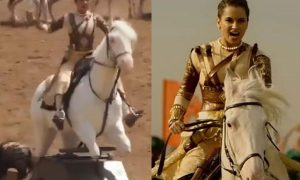 Manikarnika: The Queen of Jhansi Kangana Ranaut