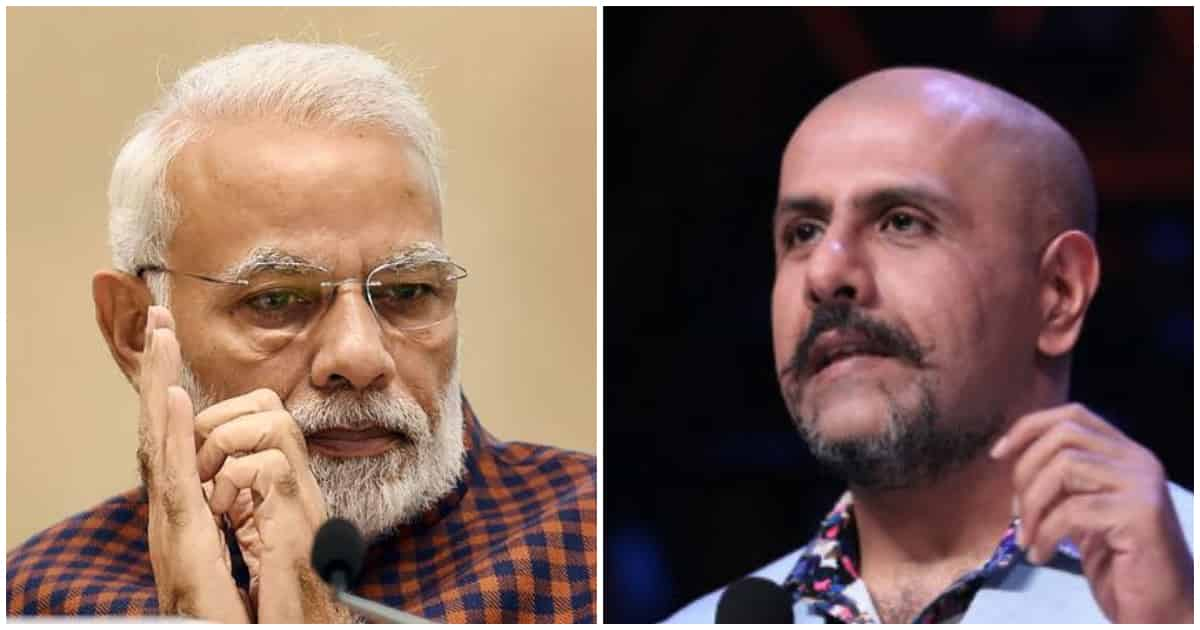Photo of Vishal Dadlani Slams PM Narendra Modi For False Claims Yet Again