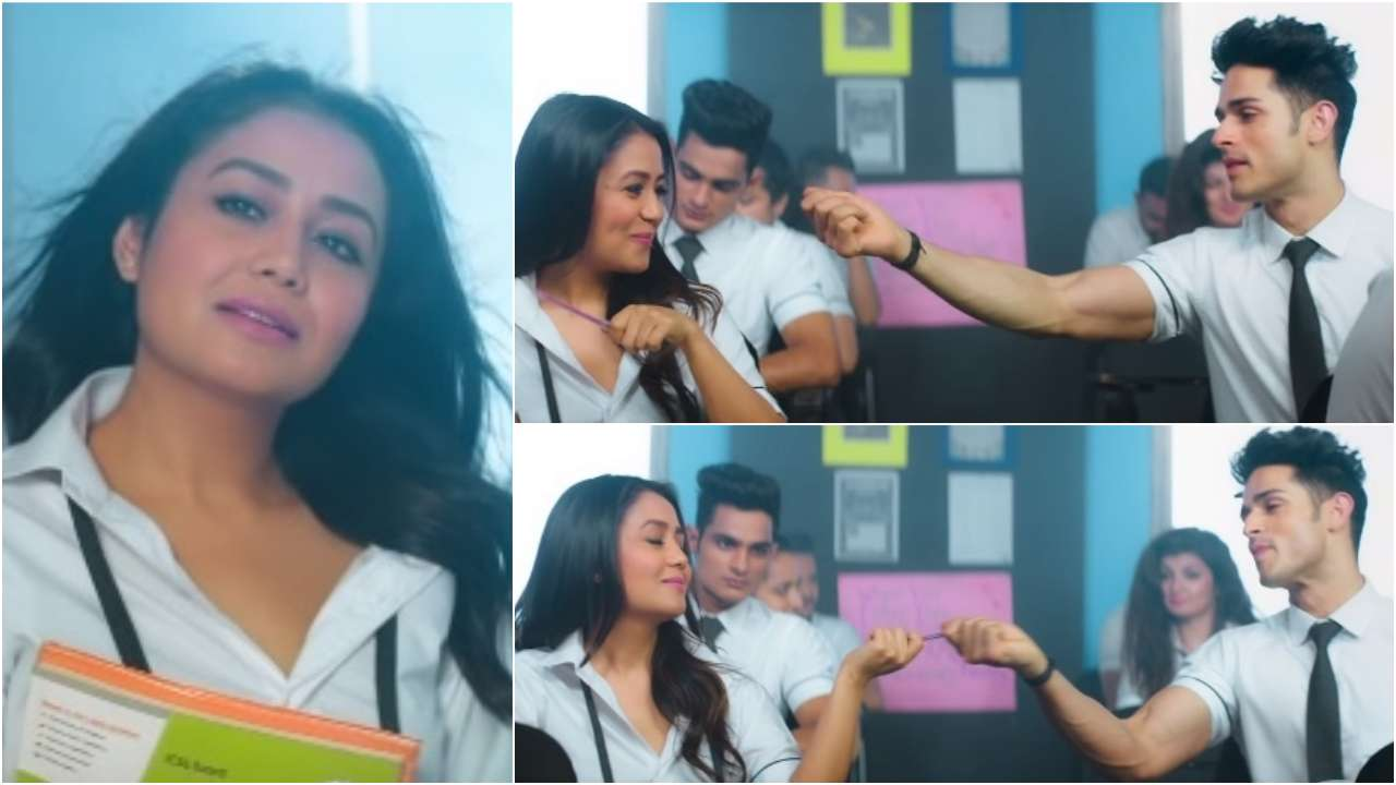 Photo of Neha Kakkar and Priyank Sharma Slay in The New Music Video by Tony Kakkar