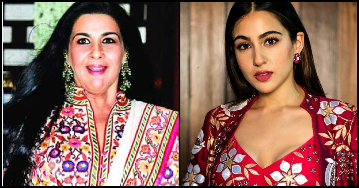 Photo of Here's Why Sara Ali Khan's Mum Amrita Singh Confiscated Her Books When Sara Was Young!