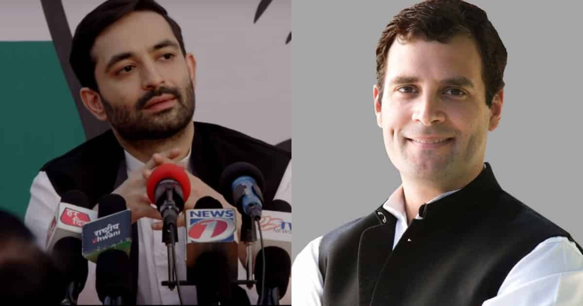 Photo of The Teaser of Rahul Gandhi Biopic Titled 'My Name is RaGa' Released