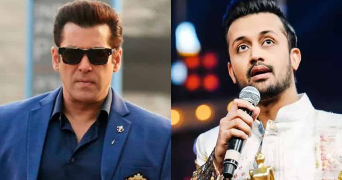 Photo of Pulwama Attack: Salman Khan Drops Atif Aslam's Song From The Movie