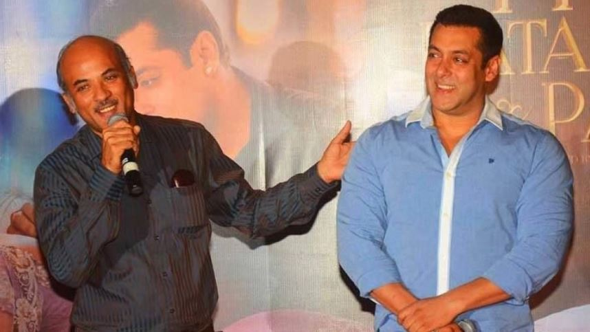 Photo of Salman Khan to Reunite With Sooraj Barjatya For Yet Another Family Drama
