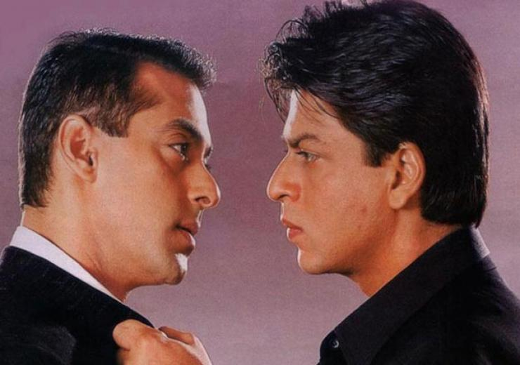 Photo of This Is How Salman Khan and SRK Became Enemies Instantaneously