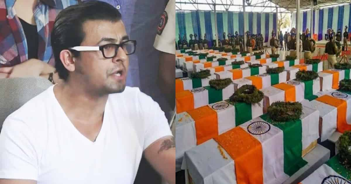 Photo of Sonu Nigam Lashes Out at 'Secular Indians' After The Pulwama Attack