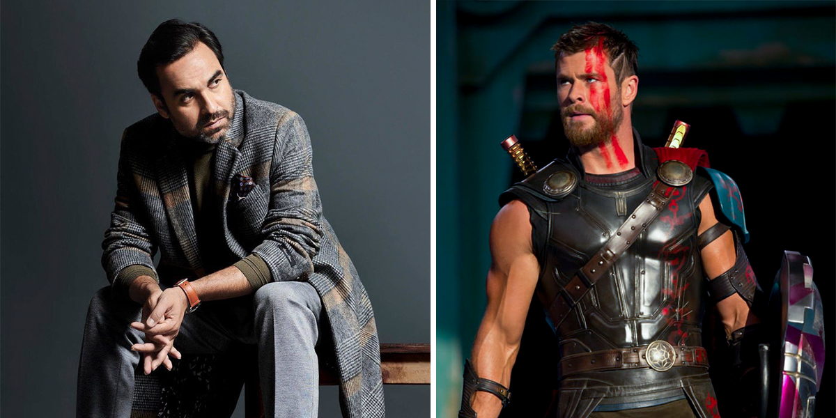 Photo of Kaaleen Bhaiya From 'Mirzapur' and THOR To Face Each Other in The Next Netflix Movie?