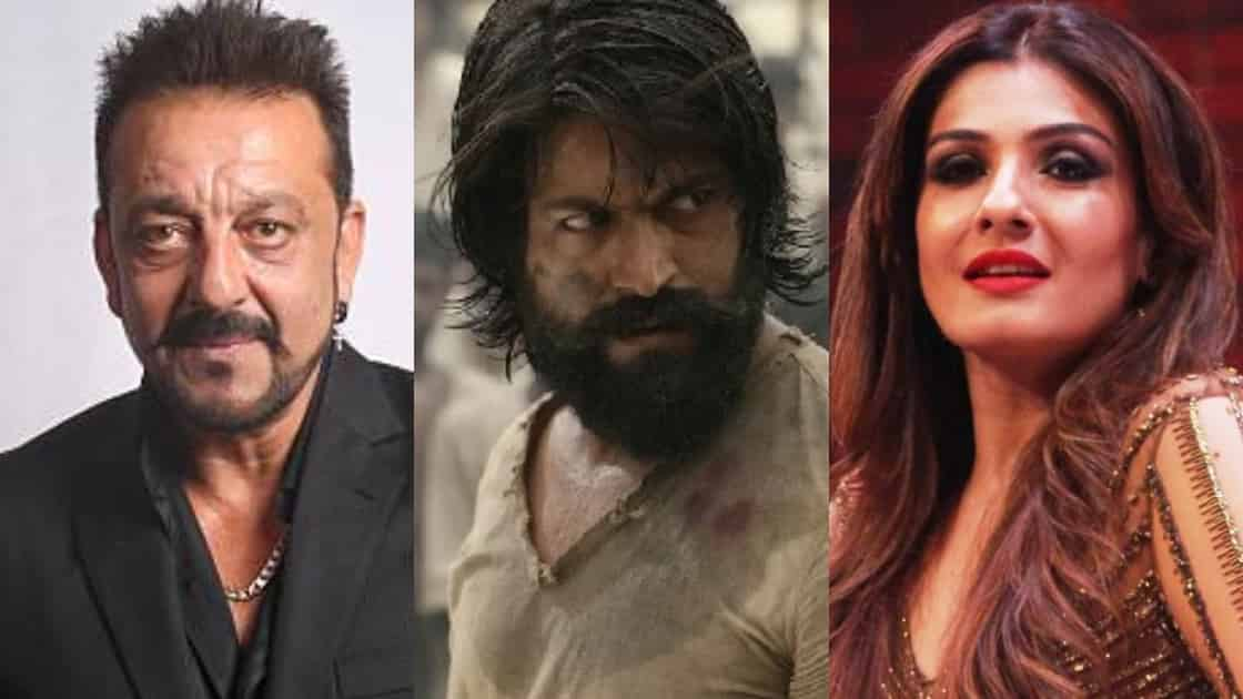 Photo of After Sanjay Dutt, Raveena Tandon Approached to be Cast in KGF Chapter 2?