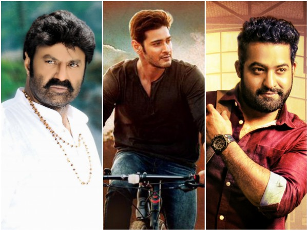 Nandi Awards List of Tollywood Heroes