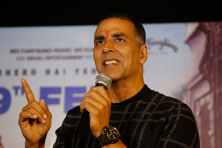 Akshay Kumar Canadian Citizenship