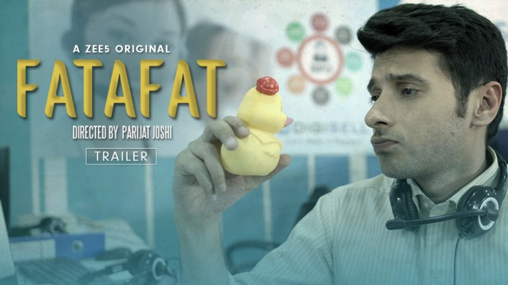 Photo of Fatafat Trailer Justifies Divyendu Sharma's Urge to Attain Patience