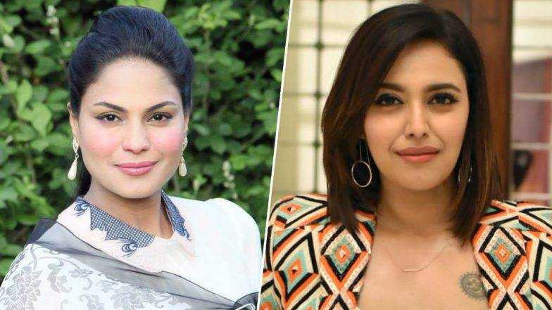 Photo of Pakistani Actress Veena Malik Mocks IAF Commander Abhinandan Varthaman, Swara Bhaskar Slams Her Bad