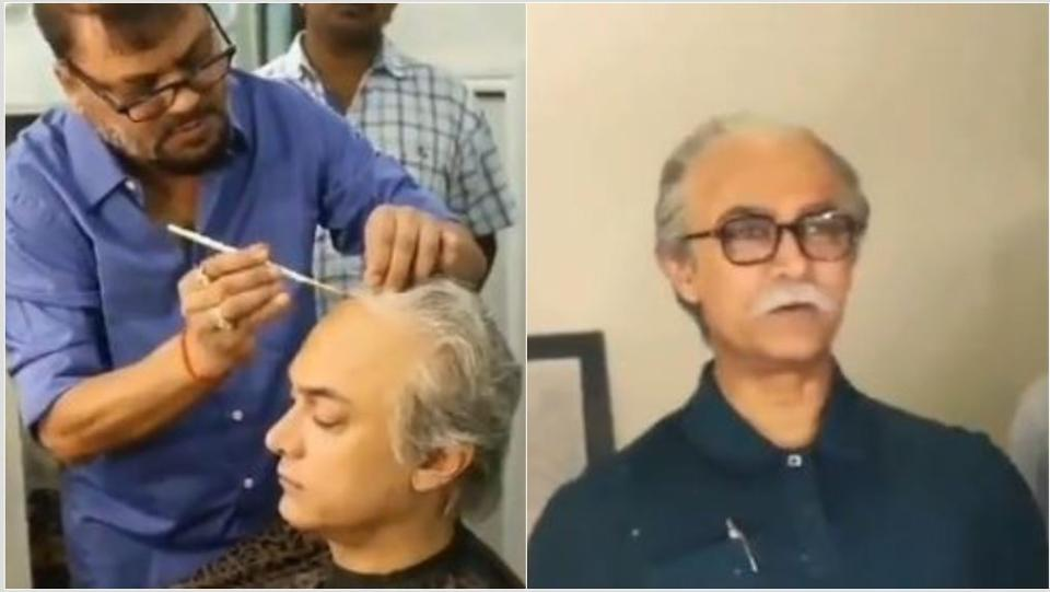 Photo of Aamir Khan Transforms Into an Old Man & The Video is Winning The Internet