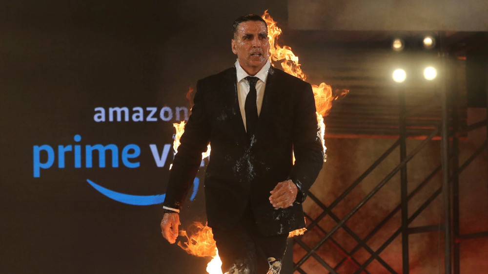 Photo of Amazon Prime Launches Original Action Thriller Series 'The End' Starring Akshay Kumar