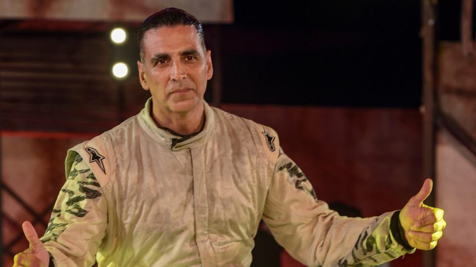 Akshay Kumar The End Amazon Prime Web Series