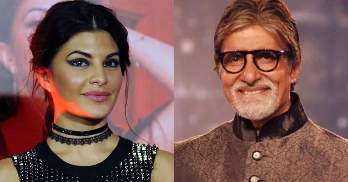 Photo of Jacqueline Fernadez to Star With Amitabh Bachchan in 'Aankhen 2'?