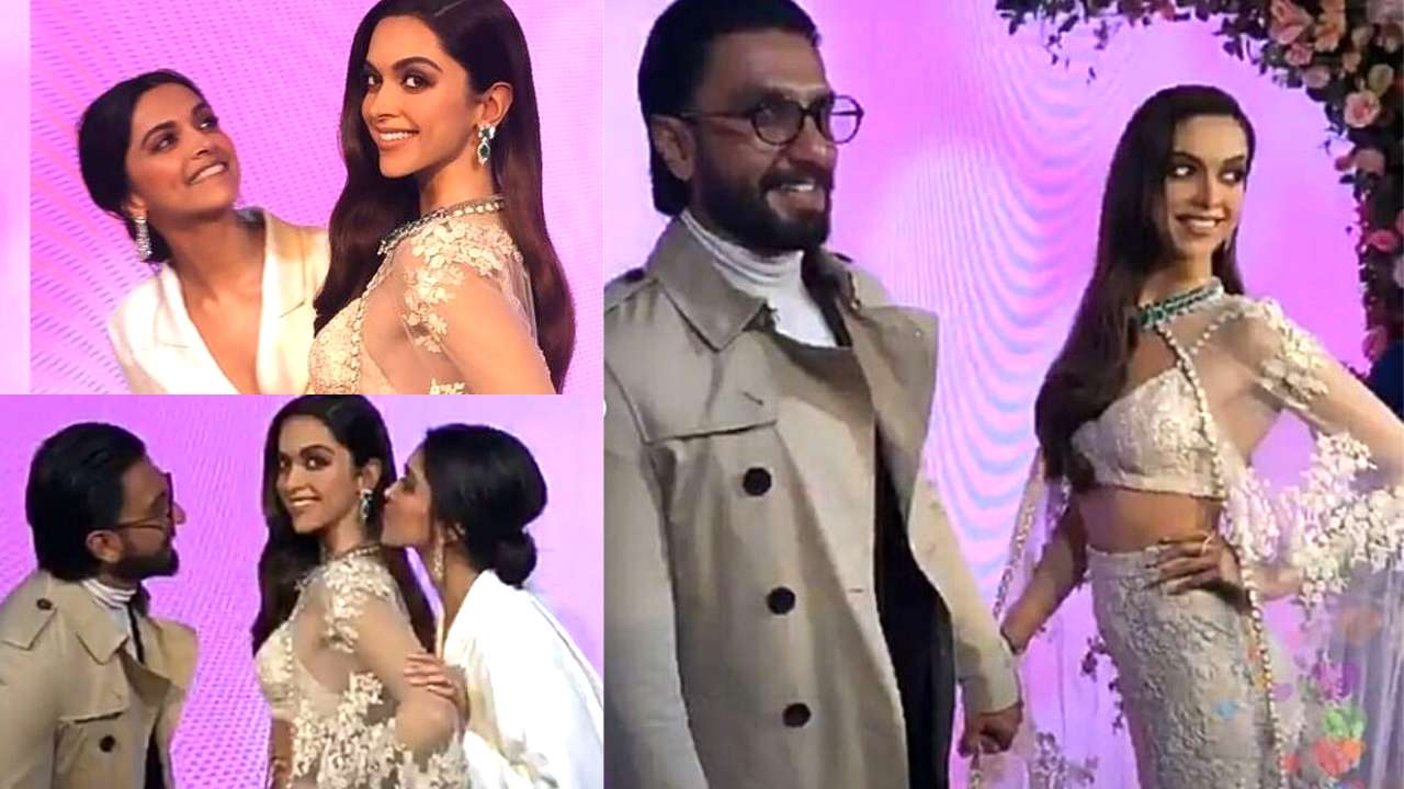 Photo of Deepika Padukone Unveils Her Gorgeous Wax Statue at Madame Tussauds London