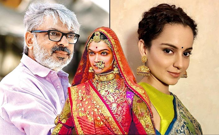 Photo of Kangana Ranaut Reveals Padmaavat Was First Offered to Her