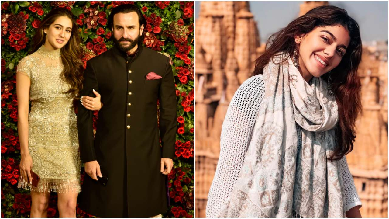 Photo of Saif Ali Khan Reveals Why Alaia Furniturewalla Was Cast Over Sara Ali in 'Jawaani Jaaneman'