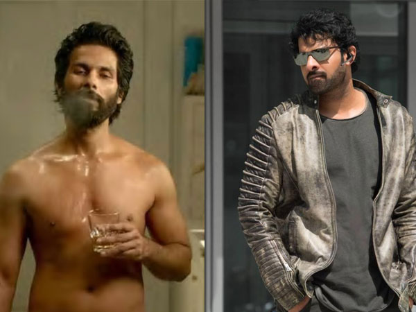 Photo of Baahubali Actor : Prabhas Was All In Praise For Shahid After Watching Kabir Singh Trailer