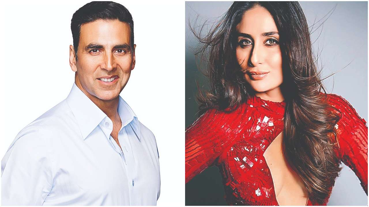 Photo of Akshay Kumar & Kareena Kapoor Khan Talk About Working Together After 10 Years in Good News