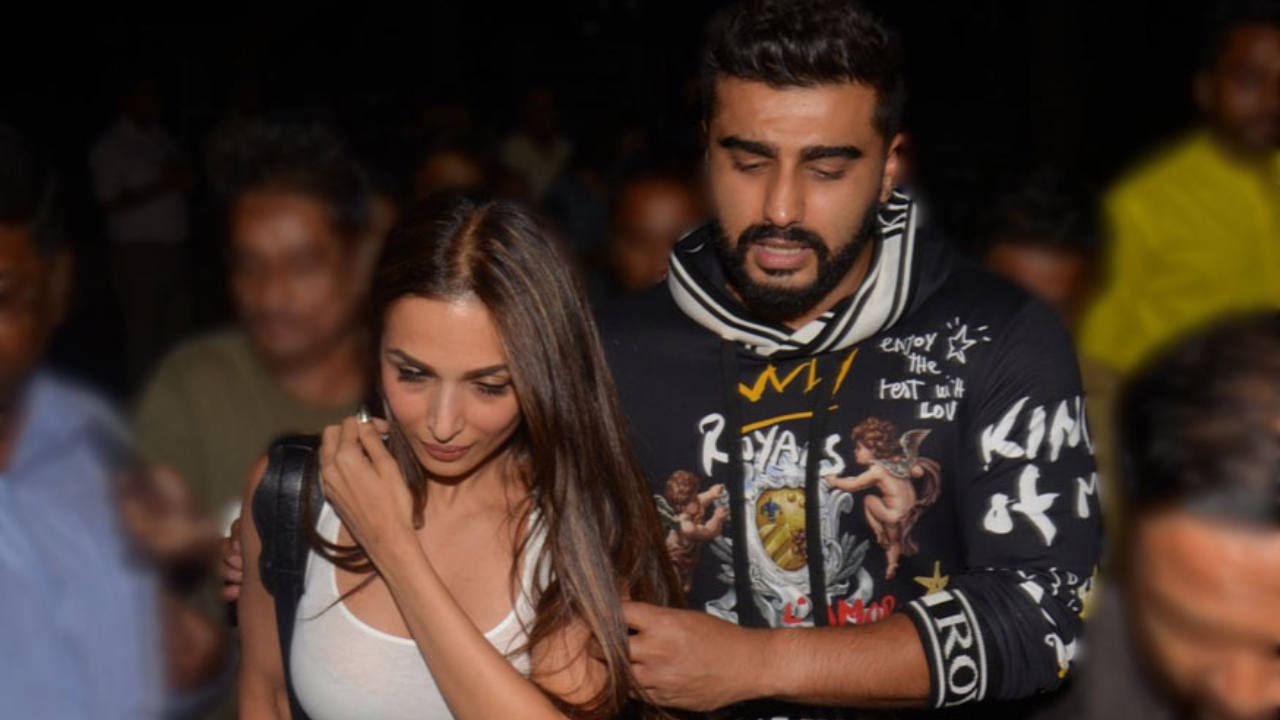 Photo of Malaika Arora Puts an End to Her Marriage Rumors With Arjun Kapoor