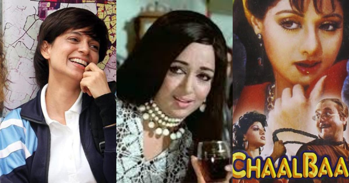 Bollywood Films With Double Roles