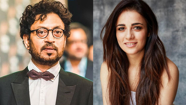 Photo of Radhika Madan to Play Irrfan Khan's Daughter in Hindi Medium 2?