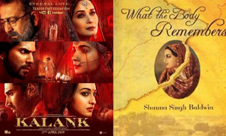 Kalank What The Body Remembers