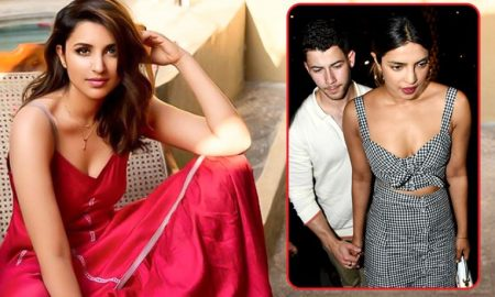 Parineeti Chopra Priyanka Chopra Nick Jonas