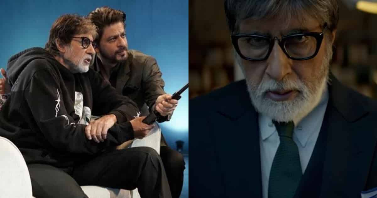 Photo of Here's Why Amitabh Bachchan is Upset With SRK & The Badla Team