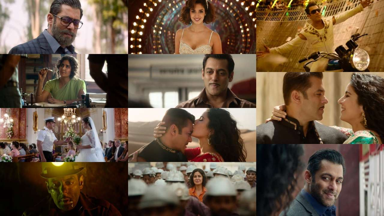 Photo of Bharat Trailer is Out & It Is Beyond Just a Visual Spectacle