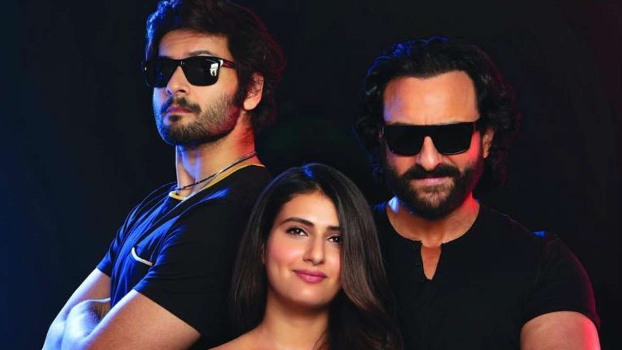 Photo of Fatima Sana Shaikh Announces Her Next, 'Bhoot Police' With Saif Ali Khan And Ali Zafar