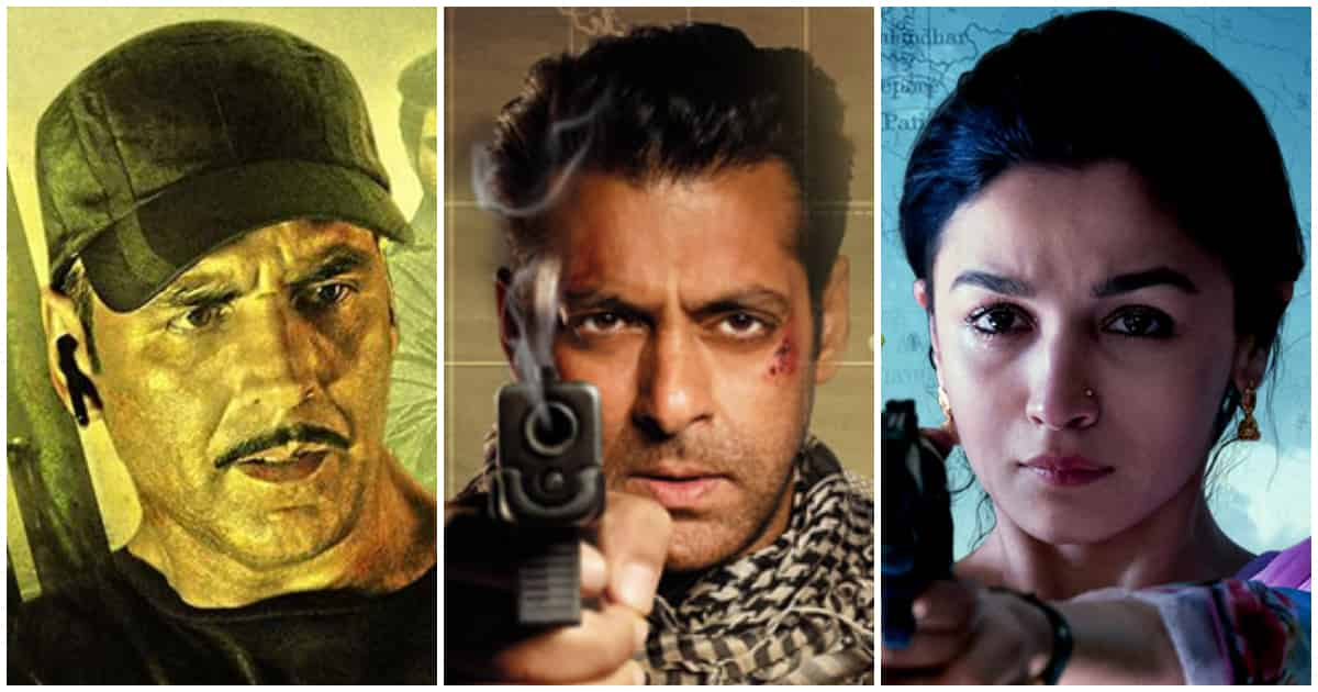 Photo of List of 9 Bollywood Movies Based on RAW Agents