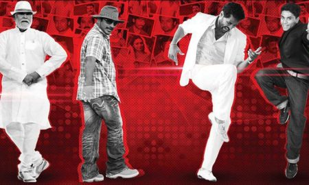 Choreographers in Tollywood