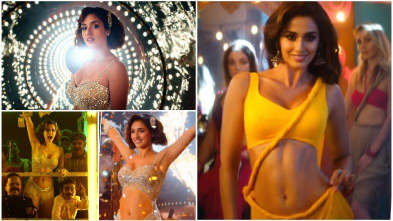 Photo of Disha Patani Reveals She Was on Bed Rest Before The Shooting of Slow Motion Song