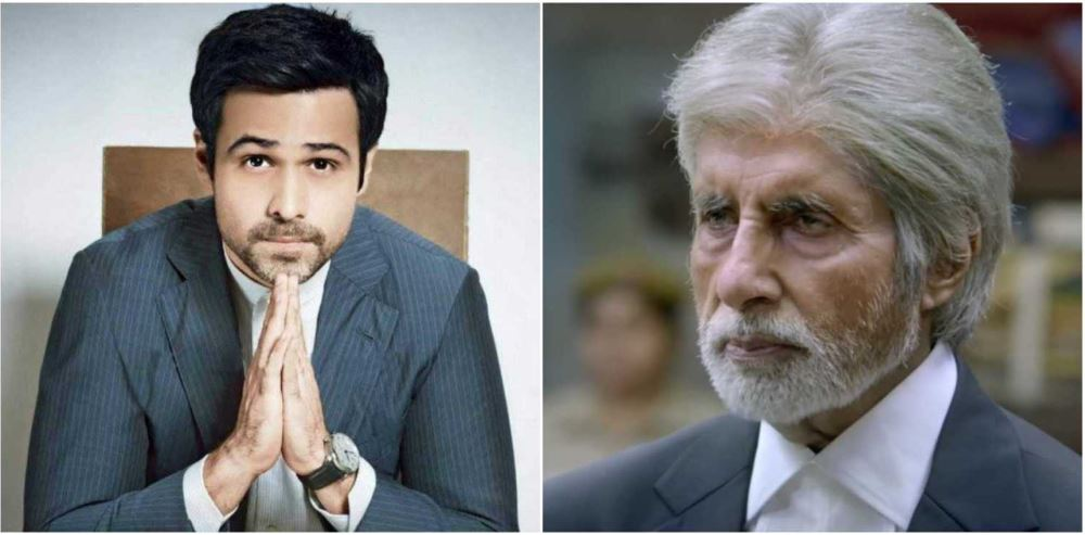 Photo of Amitabh Bachchan & Emraan Hashmi Will Team up For a Mystery Thriller