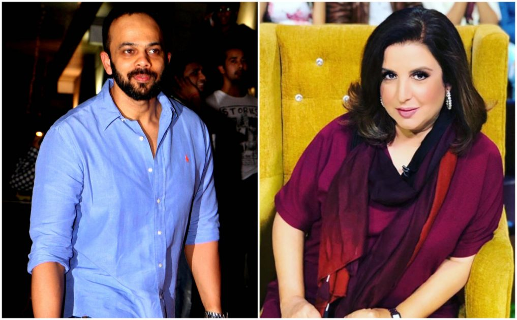 Photo of Farah Khan to Make a Bollywood Musical Based on an Old Classic With Rohit Shetty