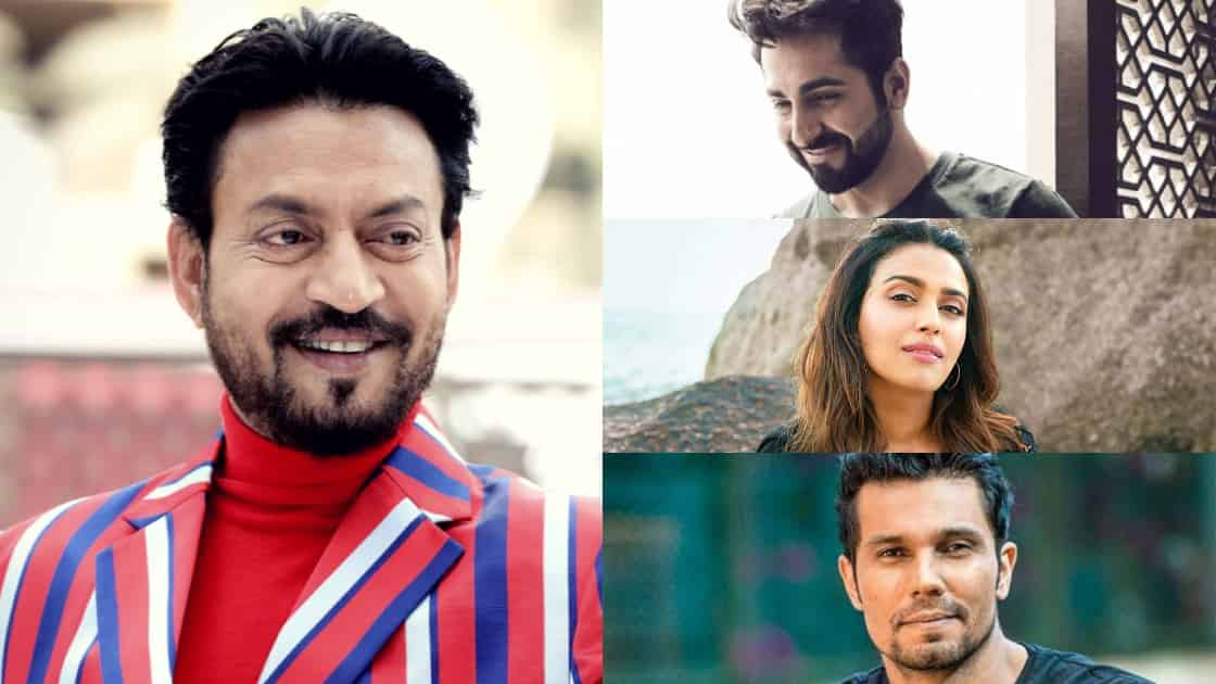 Photo of Ayushmann Khurrana, Randeep Hooda, Swara Bhasker & Others Warmly Welcome Irrfan Khan Back
