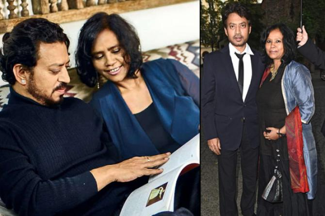 Photo of Irrfan Khan's Wife Sutapa Pens Down a Heartfelt Note to The Well-Wishers