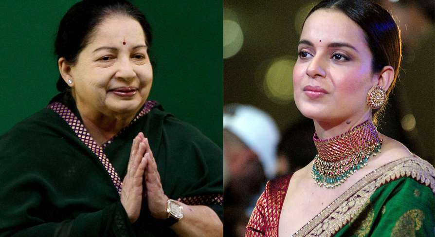 Photo of Here's The Reason Why Kangana Ranaut is Cast in Jayalalitha Biopic