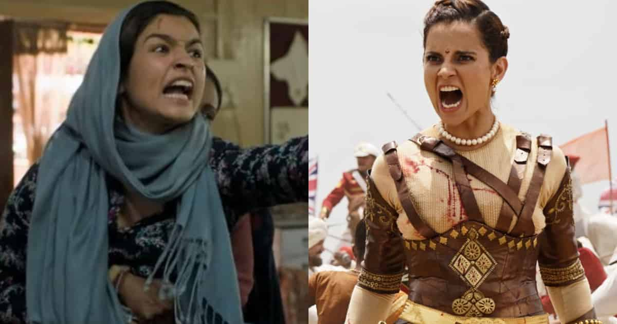 Photo of Kangana Ranaut Spits Fire When Compared to Alia Bhatt, Insults Her Gully Boy Performance