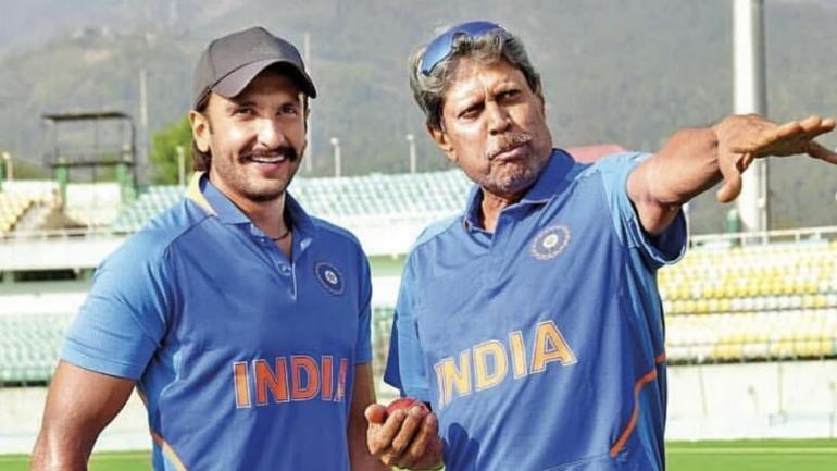 Photo of Ranveer Singh Trains With Kapil Dev For '83 On-Set in Dharamshala