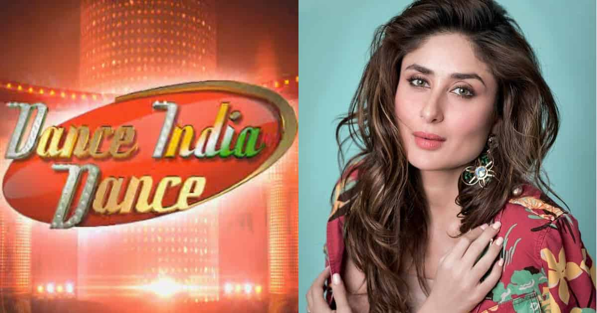 Photo of Kareena Kapoor Khan to Make Her TV Debut With Zee's Dance India Dance?